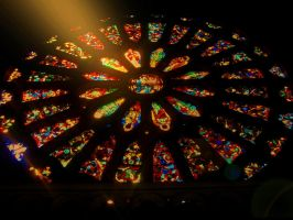 Stained Glass by Pania-of-the-Reef