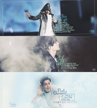 {Quotes} Chanyeol EXO by PeGau