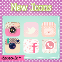 New Icons by IloveCute1220