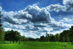 Cloudy day by k-simir