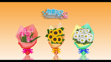 PDF2nd Flower Bouquet Pack by XxXSickHeartKunXxX