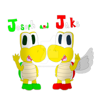 Joseph and Jake [SML FanArt] by cjc728