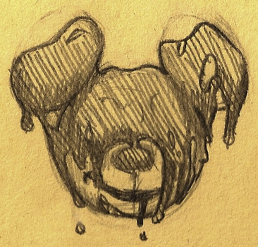 Mickey and The Ink Machine (WIP) by Noxious-Croww