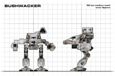 Bushwacker Blueprint by Walter-NEST