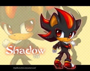 chibi :Shadow by Extra-Fenix