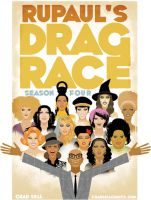 Season 4 of Rupaul's Drag Race by shadcell