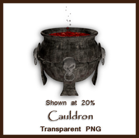 Cauldron by shd-stock