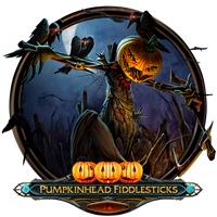 League of Legends Pumpkinhead Fiddlesticks by OutlawNinja