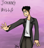 New OC Johnny Wills [ReDesing soon[?]] by DarkVirus87