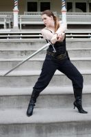 Sword pose stock 9 by Random-Acts-Stock