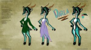 Darla by FarothFuin