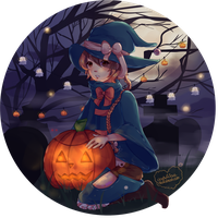 Happy Halloween by cloudylicious