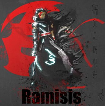 Ramsis $10 comission collab by CubeBOSs