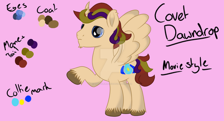 THE NEW AND IMPROVED COVET DAWNDROP