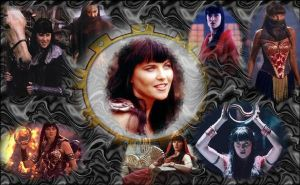 xena wall by xenite1