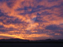 Maricopa Sunset 02 by JasonYoungdale