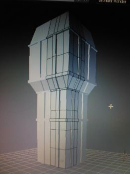 simple tower by NecroEX