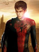 Dylan O'Brien as Peter Parker/Spider-Man by TouchboyJ-Hero