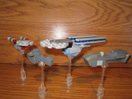 Microscale Ships 5 by Taggerung1