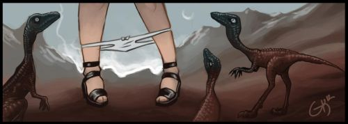 another first panel by gregor-kari