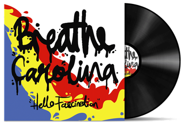 Breathe Carolina - Hello Fascination Album Case by revestianieorange