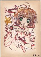 Card Captor Sakura by Jects