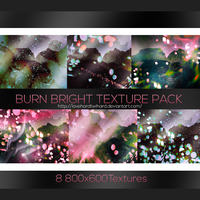 Burn Bright Texture Pack by Lovehardtwihard