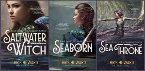 Seaborn Series Book Cover Redesign by the0phrastus