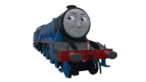 Gordon the Express Engine by TheChairmaster