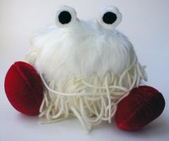KAFMA-Flying Spaghetti Monster by lizstaley