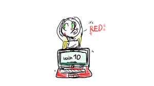 its red by pff-f