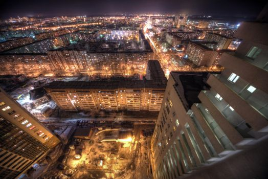 Yekaterinburg by Fil3D