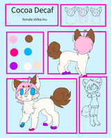 Cocoa ref sheet rushed af by SushPuppy
