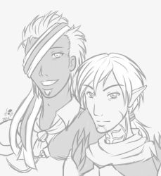 Marric Fenris ever after by Adre-es