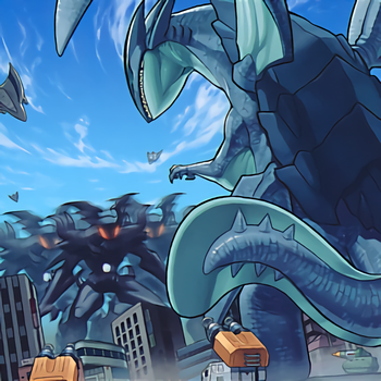 Kaiju Capture Mission by ParryDox