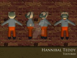 Hannibal Teddy Perspectives by Shredric
