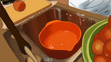 Washing Apples Gif by Animated123