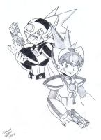 Black and White by Shadow-Hunter-2192