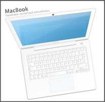 Macbook by Flarup