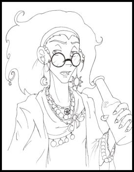 Trelawney by DrLyzerg