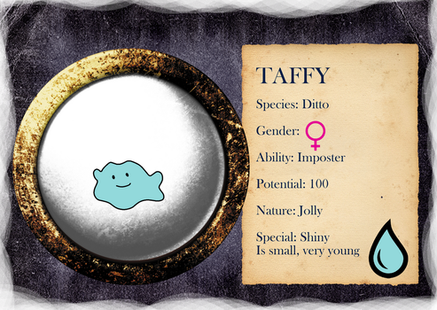 PARPG Taffy Reference - Level 2 by NataliaDriscol