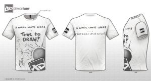 Draw: Shirt Design Contest by A-R-T-3-M-I-S