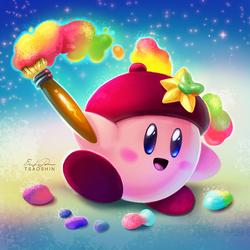 Kirby by TsaoShin