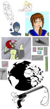 Huge Dump page - Part 1 by Akago