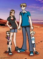 The Cartwright Family by erin-hime