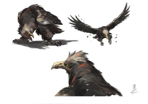 eagle concepts by TheBeke