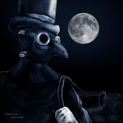 Mr. Plague by CalmGhosts