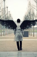 I'm an angel of the Lord by MotochikaChosokabe