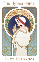 The Honourable Miss Phryne Fisher, Lady Detective by Elfpen