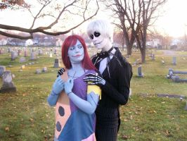 Jack and Sally by AxisRivers